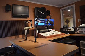 iRock Radio On-Air Studio