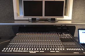 iRock Radio Pro-Tools Room