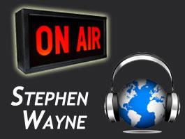 Stephen Wayne 5p - 12a