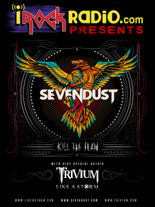 presents sevendust